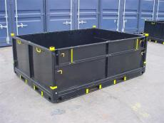 金属物流箱 折叠金属箱厂家生产批发