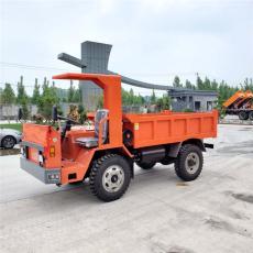 邵阳前后加力的18吨定制型地下矿用车