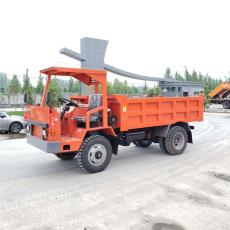 許昌低矮型10噸鋁礦礦安四輪車