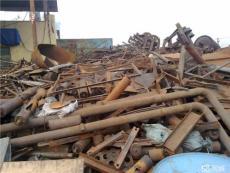 廈門大量工廠廢鐵回收