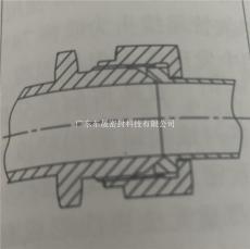 航空工业球面密封锥面密封系统常用密封结构