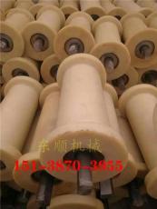 生产批发 尼龙地辊 聚氨酯托辊 厂家优惠
