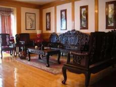 上海市紅木家具正確維修服務 先進的維修設