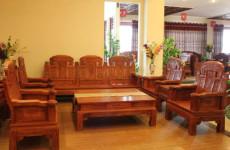 上海紅木依柜維修方法 清代扶手椅斷裂正確