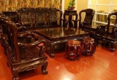 上海紅木家具維修修補技術設備    拆裝高端