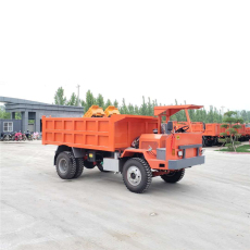 秦皇岛带安标的18吨地铁矿用拖拉机