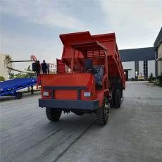 佛山载重4吨渣土的井下矿山工程车
