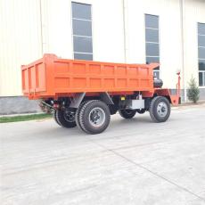 南京湿式制动的6吨铝矿矿山翻斗车