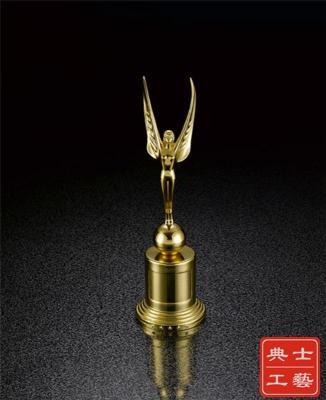 公司大型表彰活动奖杯苏州市锌合金奖杯厂家