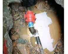上海杨浦区地下水管水漏水检测查漏维修