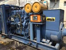 佛山市顺德区旧发电机组回收多少钱一台