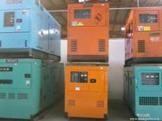 云浮市云安縣收購二手發電機組