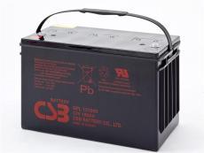 臺灣CSB蓄電池12V100AH錫林郭勒辦事處