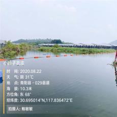 海上塑料抽沙管浮體河道套管浮漂參數介紹