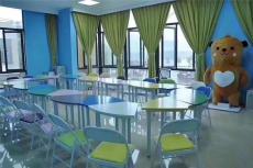 厂家直供团体活动桌椅