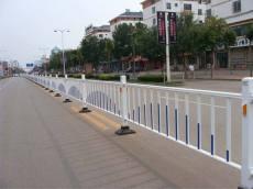道路护栏市政护栏锌钢围栏栅栏马路中央分隔