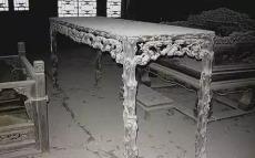 上海红木家具修复伤痕有妙招    上海 老王