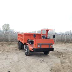 大连带矿安证书的12吨低矮型引水洞拉渣车
