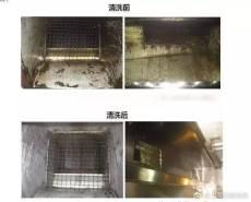 上海志鹏专业清洗酒店后厨油烟管道