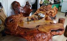 上海红木老凳子翻新 拆封修补 老师傅上门服