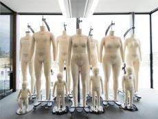 美国alvanon版型人体模特订做alvanon人台