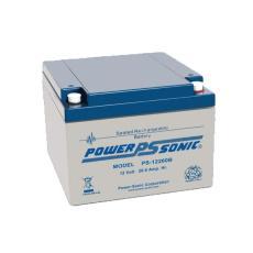 POWERSONIC蓄電池膠體應急儲能現貨直流