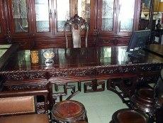 上海红木家具翻新红木家具制作流程以及详细