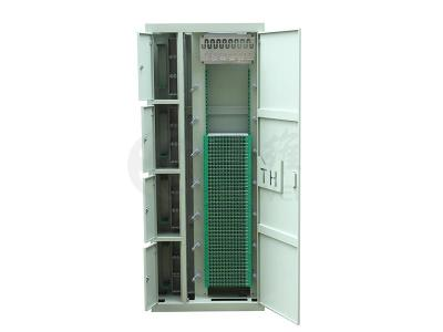 江蘇南京四網合一光纖配架的作用及結構造型