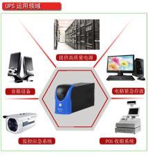 陜西山特UPS不間斷電源C1K/1000VA/800W標機