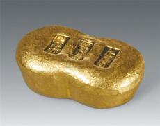 古代金锭的上门交易市场