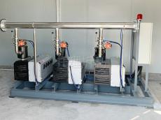 醫用油旋片水環式旋齒式負壓吸引系統