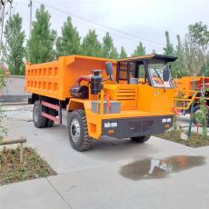 蚌埠采用云内发动机的装载型巷道矿用车