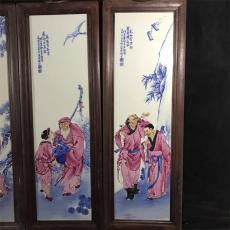 华豫之门报名电话 鉴宝斗彩瓷板画