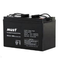 MUST蓄電池FC12-15012V150AH現貨經銷