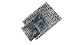 PE網格袋成都電子產品主板包裝導電袋