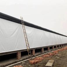 防寒保暖豬場卷簾養殖場豬舍專用卷簾布