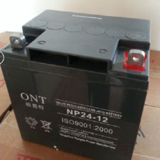 ONT歐恩特蓄電池NP120-1212V120AH逆變供電