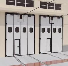鋁合金電動折疊門 折疊門價格 折疊門廠家
