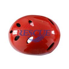 水域救援頭盔帶護耳戶外防護登山頭盔水上運