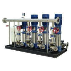小區高樓變頻二次供水設備無負壓給水設備