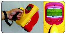 政府機構專用手持式電池供電的儀器