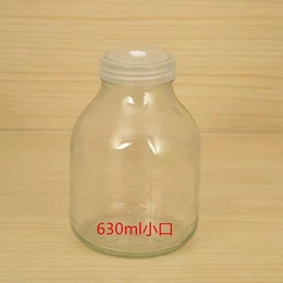 650ml630ml植物組培瓶培養玻璃瓶