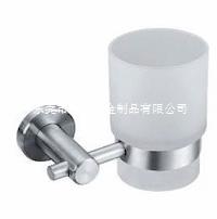 卫浴五金挂件 单杯架JF1101 厂家直销