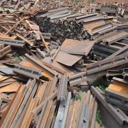 西乡船厂废铁回收价格走势-福联物资回收