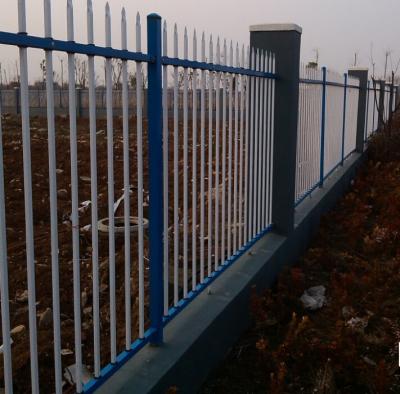 福州锌钢围墙小区学校工厂防攀爬护栏