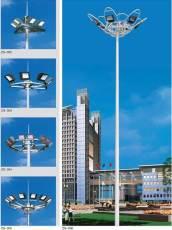 成都升降高桿燈產品特點 優質四川太陽能路
