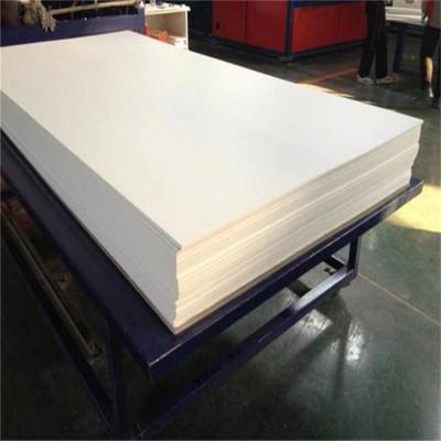 厂家批发7mm结皮PVC板 高密度发泡板 雪弗板