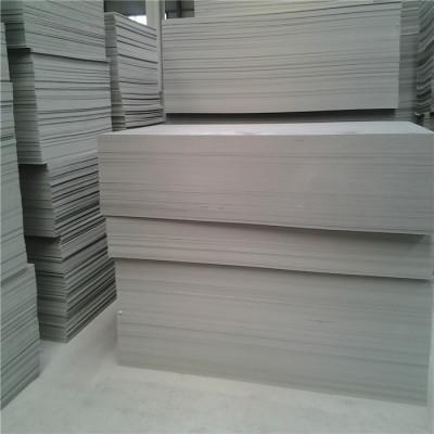 灰色PVC板材 塑料硬板 硬PVC板 PVC塑胶厂家