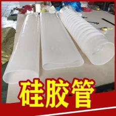 大口徑硅膠管撓性連接膠管避震耐高溫軟連接