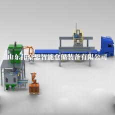 40KG尿素全自動裝車機 全自動裝車系統設計